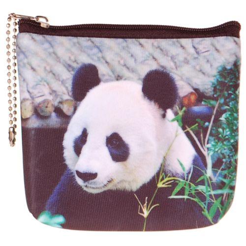 Kleine portemonnee panda
