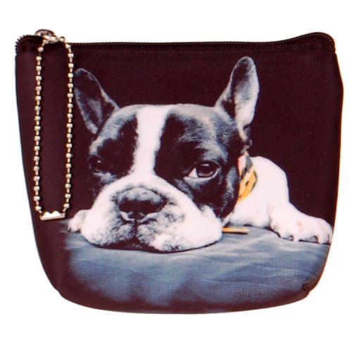 Kleine portemonnee Franse Bulldog