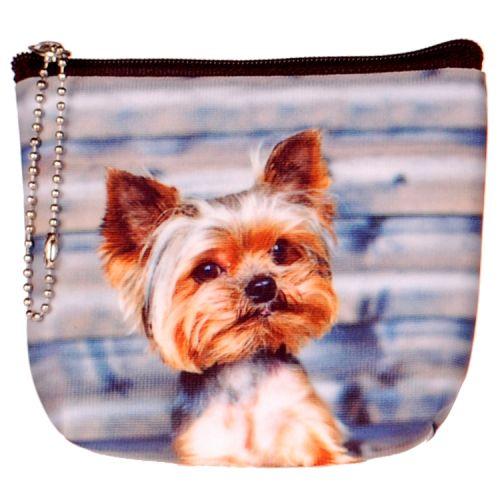 Kleine portemonnee Yorkshire Terrier