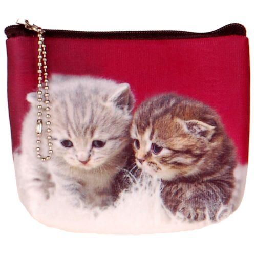 Kleine portemonnee kittens