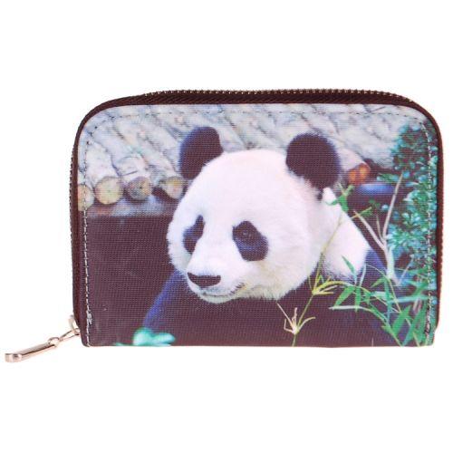 Portemonee panda