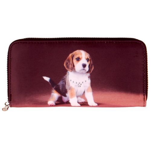 Portemonnee groot Beagle