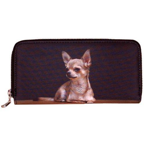 Portemonnee groot Chihuahua