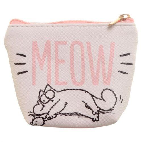 Kleine portemonnee Simon's Cat - Meow
