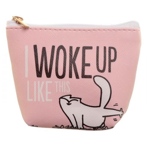 Kleine portemonnee Simon's Cat - Woke up
