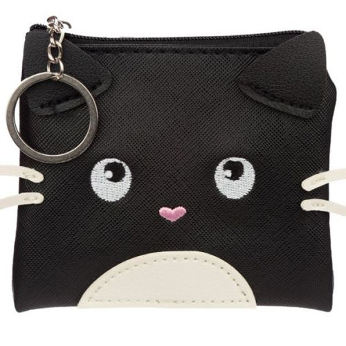 Kleine portemonnee - Feline Fine Cat