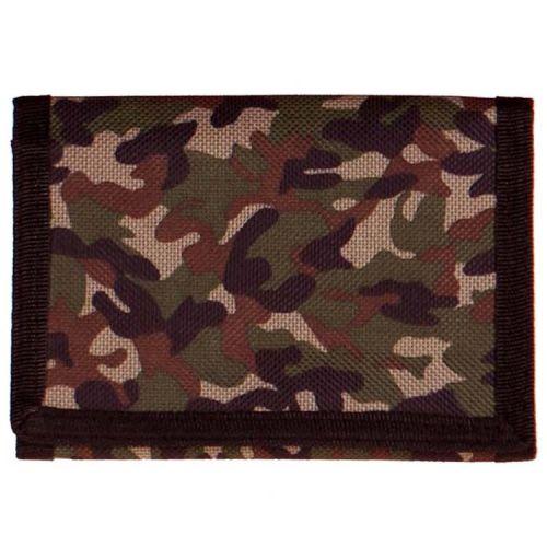 Portemonnee camouflage