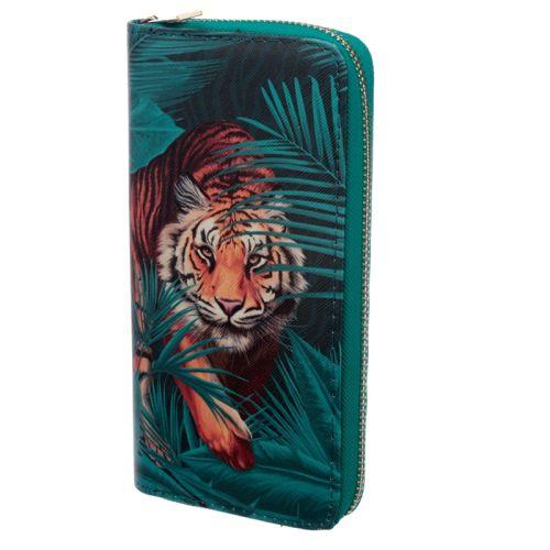 Portemonnee groot tijger