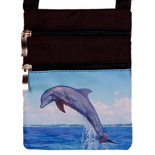 Schoudertasje dolfijn