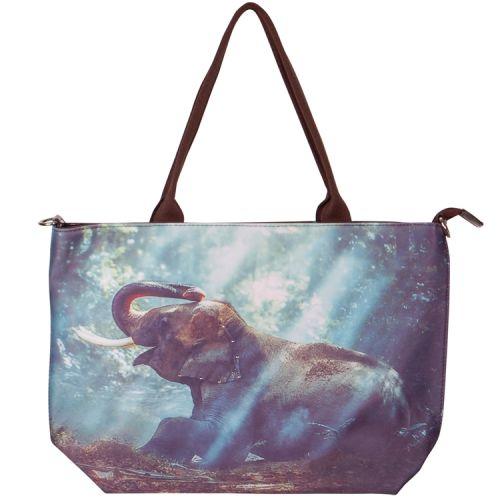Handtas groot olifant