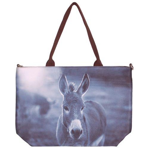 Handtas groot ezel