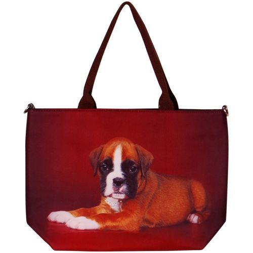 Handtas groot Boxer