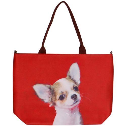 Handtas groot Chihuahua