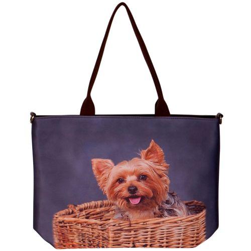 Handtas groot Yorkshire Terrier