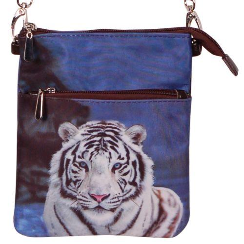 Schoudertasje tijger