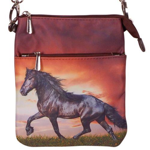 Schoudertasje paard