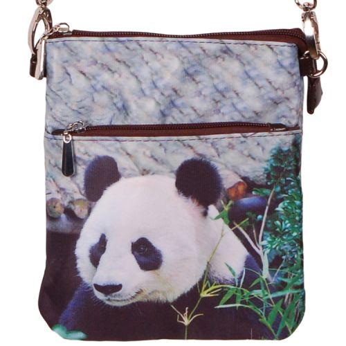 Schoudertasje panda
