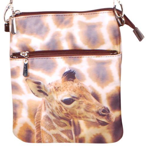 Schoudertasjes giraffe