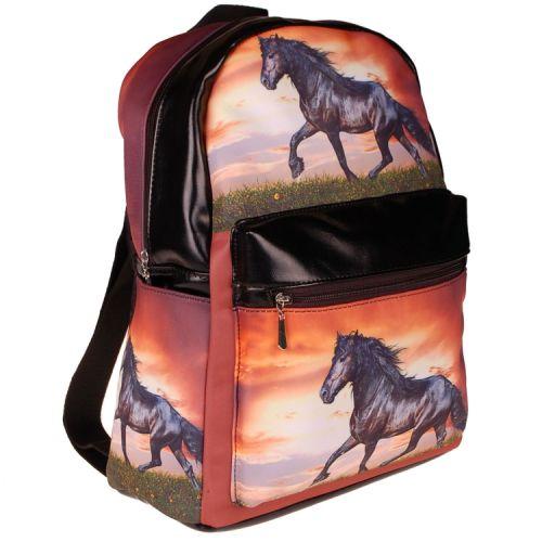 Rugzak paard