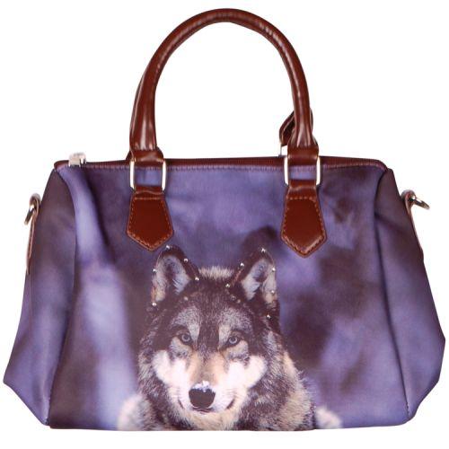 Handtas wolf