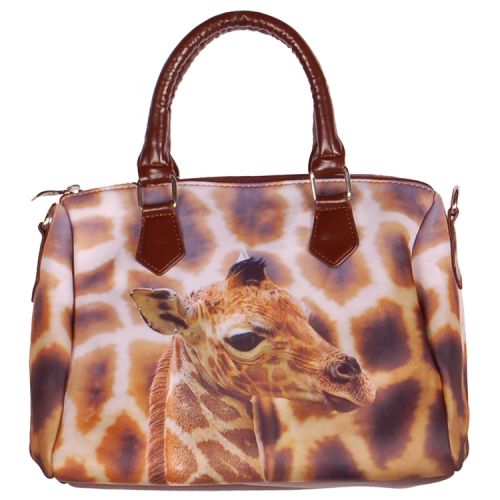Handtas Giraffe