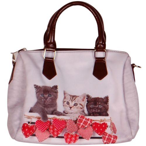 Handtas kittens