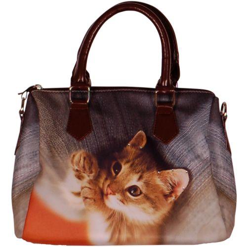 Handtas kitten