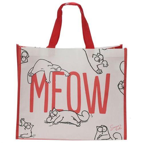 Boodschappentas Simon´s Cat MEOW