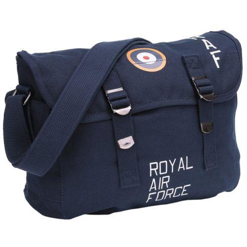 Schoudertas - Pukkel Royal Air Force blauw