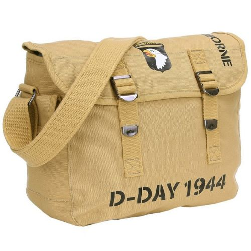 Schoudertas - Pukkel 101st Airborne D-Day beige