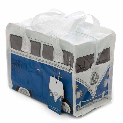 Lunchtas Kampeerbus Volkswagen T1 Blauw