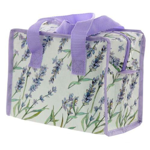 Lunchtas Lavendel bloemen