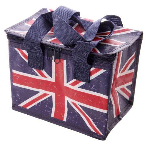 Koeltas/lunchtas - Ted Smith - Britse vlag