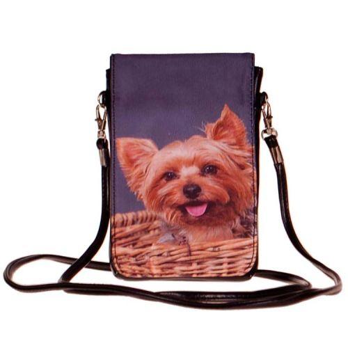 Telefoontasje Yorkshire Terrier