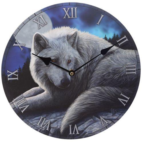 Klok wolf Lisa Parker