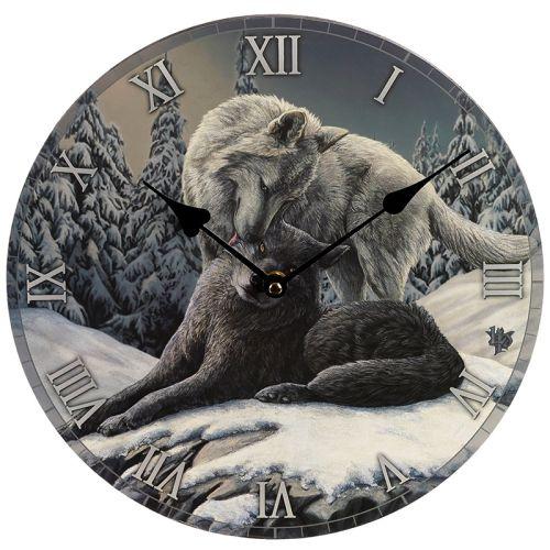 Klok wolven Lisa Parker