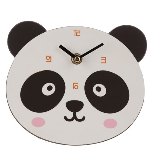 Klok cutie animals Panda