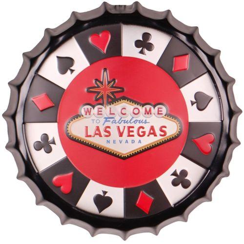 Bierdop/kroonkurk Las Vegas