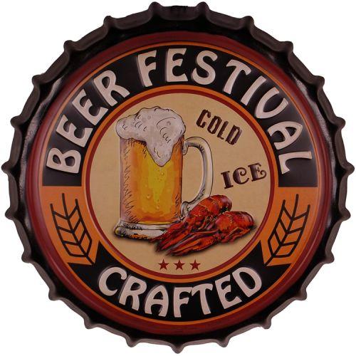 Bierdop/kroonkurk Beer Festival
