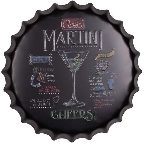 Bierdop/Kroonkurk Classic Martini