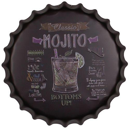Bierdop/Kroonkurk Classic Mojito