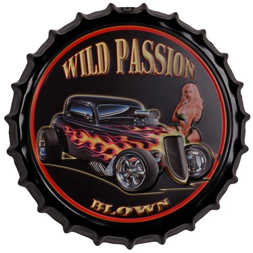 Bierdop/Kroonkurk Wild Passion