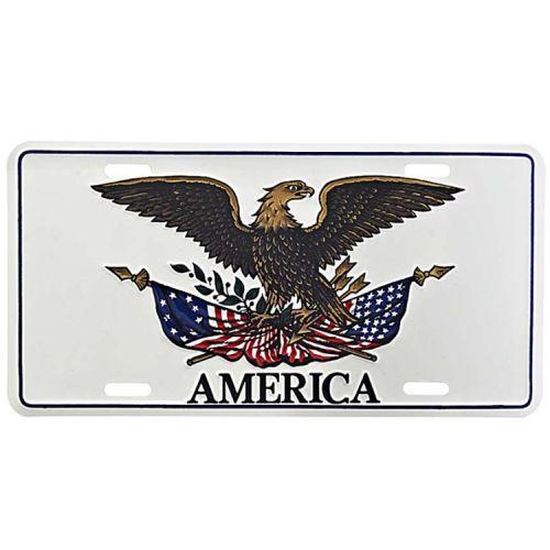 Amerikaans nummerbord - Adelaar America