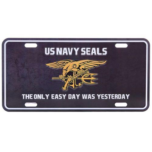 Amerikaans nummerbord - US Navy Seals