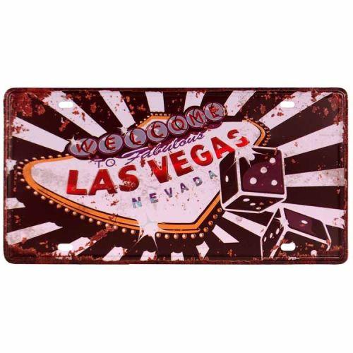 Amerikaans nummerbord - Las Vegas