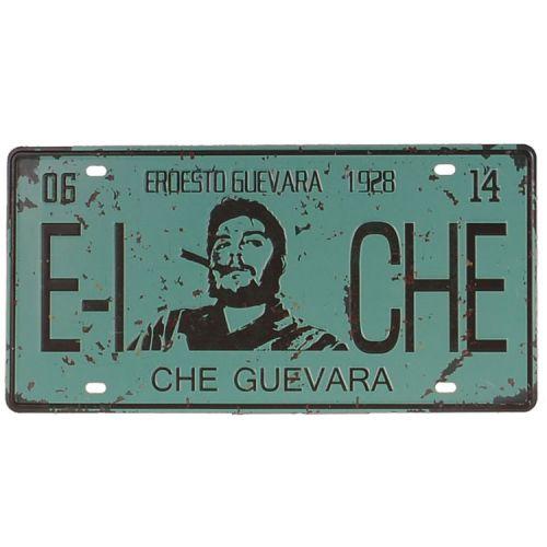 Amerikaans nummerbord - Che Guevara