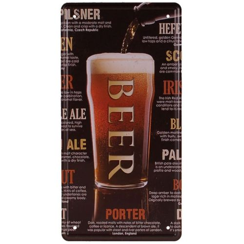 Amerikaans nummerbord - Beer