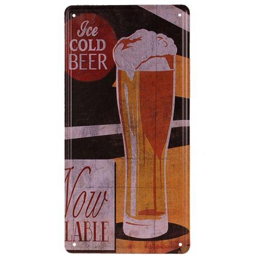 Amerikaans nummerbord - Ice Cold Beer