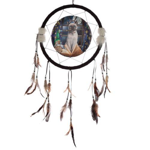Dromenvanger kat 33cm Lisa Parker - hocus pocus