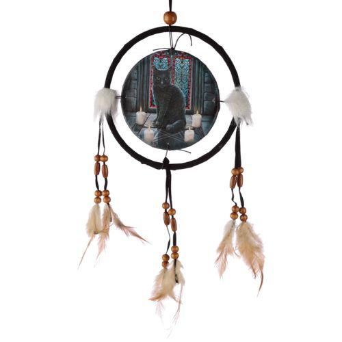 Dromenvanger kat 16cm Lisa Parker - sacred circle